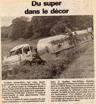 Du super dans le décor le 13 juin 1991 à La Neuville Chant d'Oisel