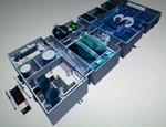 Une usine à la pointe de la technologie pour une eau polluée par l'agrochimie.