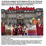 LE BRICOLAGE, LOISIR PREFERE DES FRANCAIS ET DE FRANCOIS !
