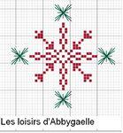 grille point de croix - NOEL (réédition)