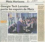 Les salariés de TDF Metz iront se faire voir ailleurs ...