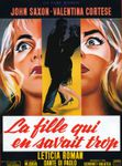 Affiches de films: Le GIALLO