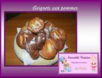 """Beignets aux pommes au """"myCook"""", """"Cook'in"""", """"Thermomix"""".."""