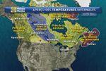 Prévisions pour l'hiver au Canada