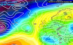 Europe / France: arrival of the cold end of January