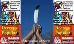 Por Decreto Popular La Kandela al aire en Marquemos un Norte 16 9 2013