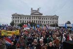 2ª Marcha Nacional con caballada Por la Tierra y en Defensa de los Bienes Naturales Derechos Humanos 6 10 11