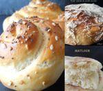 Des pains fait maison pour les soirées Ramadanesques