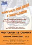 30 novembre 2012 : Musique grecque à Quimper !
