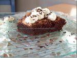 Gâteau belle vue : un fondant au chocolat sans beurre!!!