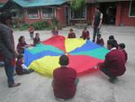 APA experience in Manali Day Star School, with Handimachal