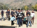 25 November 2011: Annual sports day for differently-abled children