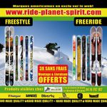 Flyer pour RIDE PLANET SPIRIT