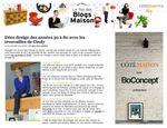 Mon interview dans Cotemaison.fr
