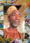 L'artiste peintre mauritanien Mamadou Anne, dans sa spiritualité et son mysticisme