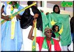 Une troupe folklorique mauritanienne revient d'Algérie avec trois trophées [Reportage Photos]