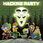 Hacking Party : La couverture officielle avance bien