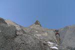 Nouvelle voie aux Droites par des guides de Chamonix