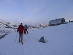 Ascension du Grand Paradis, retour dans la vallée