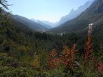 Un Balcon face au Mont Blanc