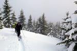 Joyeux Noël en ski de randonnée