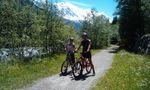 Vtt tour à Chamonix