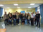 Les futurs nouveaux électeurs à Bucy ! Mars 2012