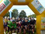 Le 3ème Run & Bike de Bucy le long , Oct 2012