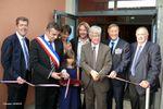 l'inauguration de la nouvelle médiathèque de Bucy Le Long , le blog de Syla, Oct 2014