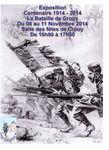 Expo du centenaire de la 1ere guerre mondiale à Crouy par Eperon 132 , le blog de Syla, Nov 2014