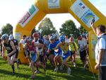Le Run & Bike de Bucy , Octobre 2010