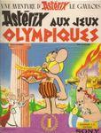 Astérix aux jeux olympiques. Album publicitaire Sony (1986)