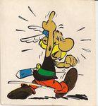 "Autocollants ""ticker"" (Dargaud, 1968)"