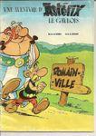 """Album publicitaire """"Pelletier"""": Astérix à Romainville (1970)"""