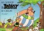 Les voyages d'Astérix le Gaulois (Ed. Age d'or, Dargaud 1974)