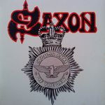 Saxon - Strong arm of the law 33T