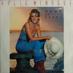 Kylie Minogue - Hand on your heart 45T