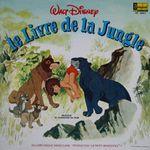 Le livre de la jungle LD 33T (variante)