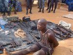 Côte d'ivoire- Un arsenal de guerre découvert par la gendarmerie nationale dans la commune d`Anyama