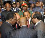 Crise ivoirienne : les quatre présidents africains à la rencontre de Ouattara