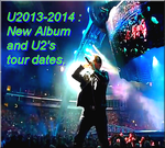 """U2 """"California (There Is No End to Love)""""-Californication 2014."""