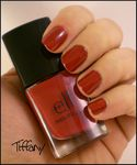 Vernis - ELF - Light Red [Défi 30 jours - # 1 - Rouge]