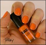 Vernis - H&M - Sunset Dream [Défi 30 jours - # 2 - Orange]