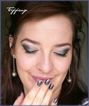 Make up Gris chic