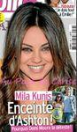 [photos] Mila Kunis enceinte d'Ashton Kutcher