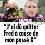 [vidéo] Qui veut épouser mon fils, Cindy a quitté Fred à cause de son passé X + son ex balance chez Cauet !