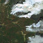 L'incendie « High Park » dans le Colorado vu par les satellites Pléiades et Aqua