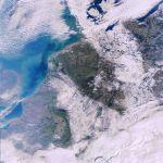 Neige blanche et vigilance orange : les satellites en voient de toutes les couleurs !