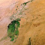 Quiz du mois de décembre 2010 : plus que quelques jours pour identifier l'image satellite mystère