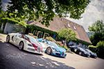 Le Bugatti Grand Tour Europe 2014 - Partie 1